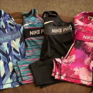 Girls Nike Sets YM